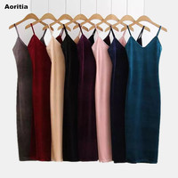 Velvet Bodycon Dress Simple Bodycon Dress