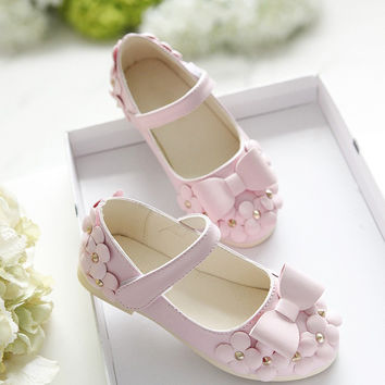 Tiny Baby Shoes | Western Pink Ballerina