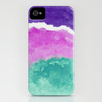 Mermaid Water iPhone Case by Beth Thompson | Society6