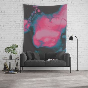 Disco Candy Wall Tapestry by duckyb