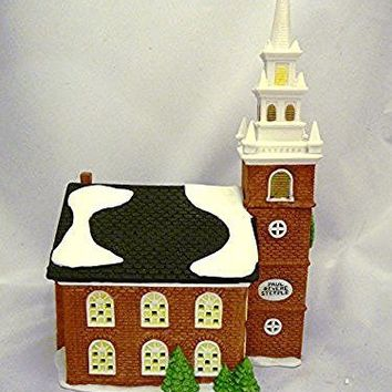 Department 56 New England Village the Old North Church