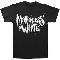 Motionless In White Men's  Logo T-shirt Black