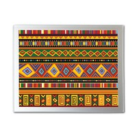 Africa Ethnic Art Pattern Placemat