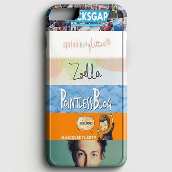 Quotes The Youtubers 2 iPhone 8 Case