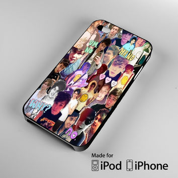 5SOS Collage iPhone 4 4S 5 5S 5C 6, iPod Touch 4 5 Cases