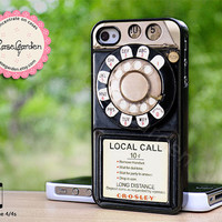 Payphone iPhone 4 Case, iPhone 4s Case, iPhone Case, iPhone Hard Case, iPhone 4 Cover, iPhone 4s Cover