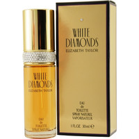 WHITE DIAMONDS by Elizabeth Taylor EDT SPRAY 1 OZ