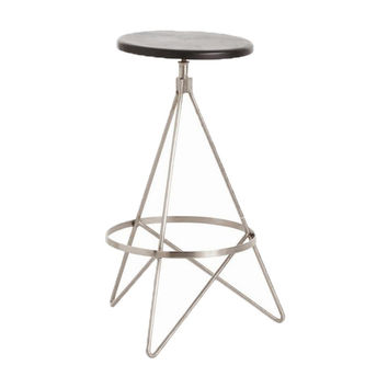 Wyndham Wood Swivel Counter Stool