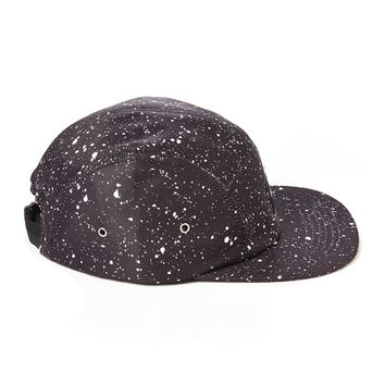 Nicce Speckle 5 Panel -Black - Caps & Hats - Accessories | Shop for Men's clothing | The Idle Man