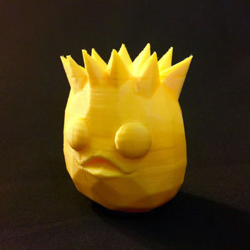 Sunkern Pokemon Planter 3D Printed