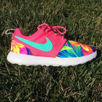 Custom Floral Roshe Run