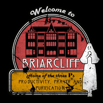 American Horror Story: Briarcliff Art Print by dutyfreak