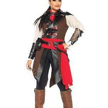 Assassins Creed Aveline Deluxe Costume