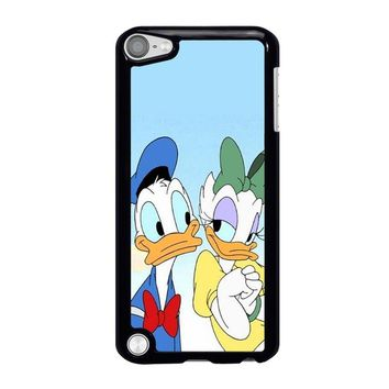 DONALD AND DAISY DUCK Disney iPod Touch 5 Case Cover