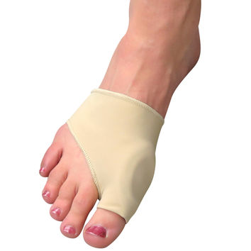 Evelots Bunion Protector And Detox Sleeve With Gel, Use For Both Feet