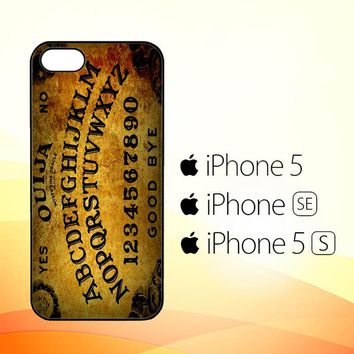 Ouija Board L2199  iPhone 5|5S|SE Case