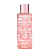 Happy Holiyay Body Mist - PINK - Victoria's Secret