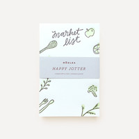 Happy Jotters, Green (Green Market List)
