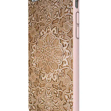 Wood Pattern iPhone 6 Case Available for iPhone 6 Case iPhone 6 Plus Case