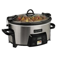 Crock-Pot® 6qt Cook & Carry Slow Cooker