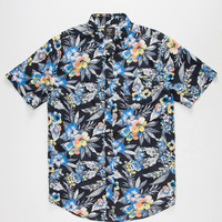 CATCH SURF Musabi Mens Shirt | S/S Shirts