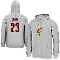 LeBron James - Cleveland Cavaliers -- Player Hoodie