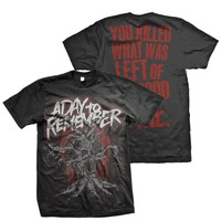 A Day To Remember: Evil Tree T-Shirt