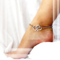 Sexy New Arrival Cute Shiny Ladies Jewelry Gift Stylish Summer Anklet [11156946132]