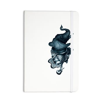 "Graham Curran ""Elephant Guitar"" Everything Notebook"