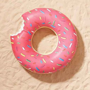 Pink Donut Pool Float- Pink One