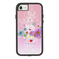 Pink Bloom Case-Mate Tough Extreme iPhone 8/7 Case