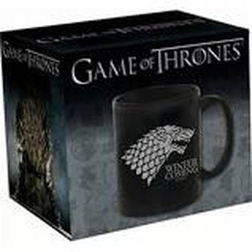 Game of Thrones House Stark Coffee Mug