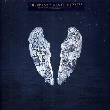 Coldplay - Ghost Stories LP Vinyl DL NEW