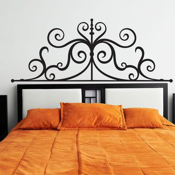 Iron Heart Wall Decal