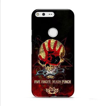 Death Punch Skull Google Pixel XL 2 Case