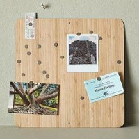 Bamboo Magnet Board | west elm