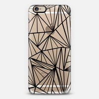 Ab Fan Zoom Invert Transparent iPhone 6s case by Project M | Casetify