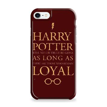 Harry Potter Loyal iPhone 6   iPhone 6S Case