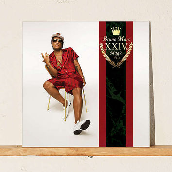 Bruno Mars - 24K Magic LP | Urban Outfitters