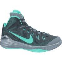 Nike Men's Hyperdunk 2014 Basketball Shoe - Grey/Turquoise | DICK'S Sporting Goods