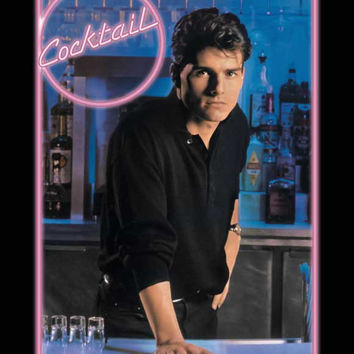 Cocktail 27x40 Movie Poster (1988)