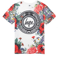 Hype. Border Floral T Shirt