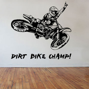Dirt Bike Bedroom Ideas 3 Amazing Decorating Ideas