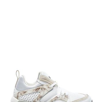 Puma Select Blaze of Glory Marble in White