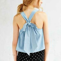 COPE Bow-Back Tank Top-