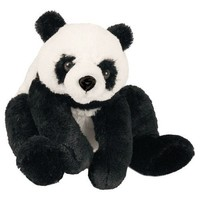 "Purr-Fection Gansu Panda Bear 18"" Plush"