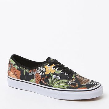Vans - Disney Authentic Jungle Book Shoes - Mens Shoes - Jungle