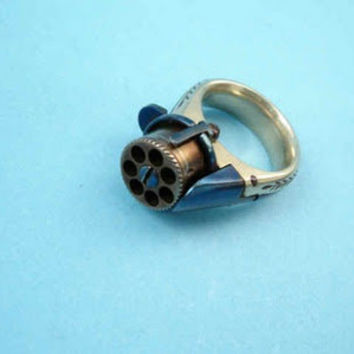 Anillo pistola | La Guarida Geek