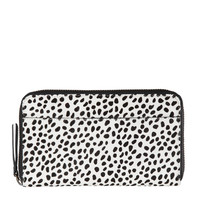 Status Anxiety wallet Delilah in Snow Cheetah
