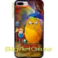 Best Adventure Time Nebula CASE COVER iPhone 6s/6s+7/7+8/8+,X and Samsung
